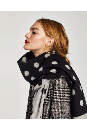 best sell uk store best website FOULARD À POIS DOUBLE FACE