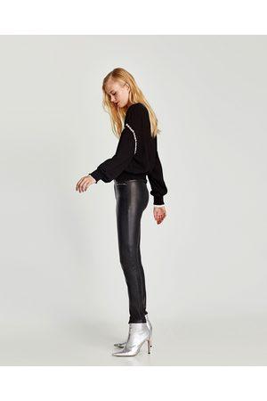 acheter pantalons femme zara en ligne comparer acheter. Black Bedroom Furniture Sets. Home Design Ideas