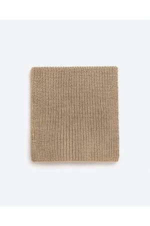 Zara ÉCHARPE EN MAILLE BICOLORE - Disponible en d'autres coloris