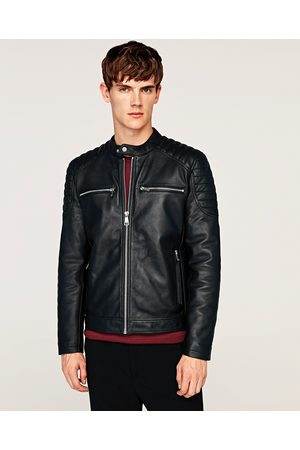 hot sale get online for whole family Veste zara homme simili cuir – Vêtements élégants modernes