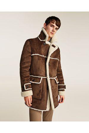 b59c2d816c01 Long manteau homme zara