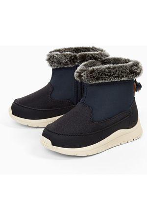 Garçon Chaussures , Gebeana BOTTINES SPORT FOURRÉES