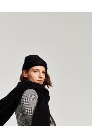 Zara BONNET EN CACHEMIRE - Disponible en d'autres coloris