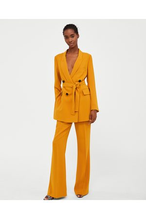 Zara PANTALON FLARE - Disponible en d'autres coloris