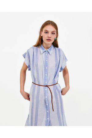 Zara Chemise 2018 Robes La Robe Grise – Mode À Populaires Et lFKJ1T3c