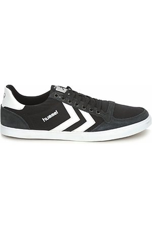 Hummel Baskets basses TEN STAR LOW CANVAS