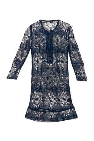 Antik Batik Robe courte LEANE