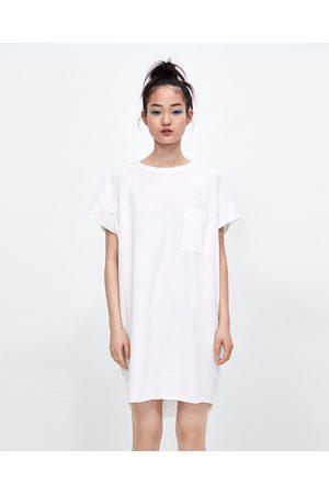 T-shirts femme long Zara - comparez et achetez