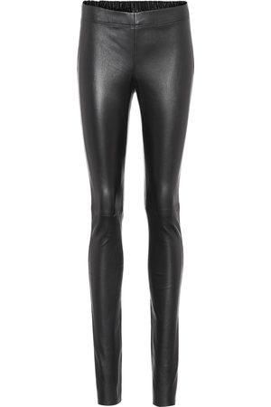 99a5e6eca Legging en cuir