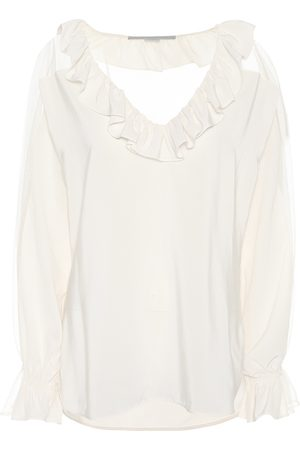 Stella McCartney Blouse en soie
