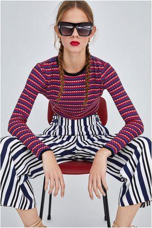 Zara PANTALON FLUIDE 7/8