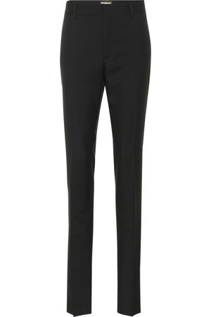 Saint Laurent Pantalon en laine
