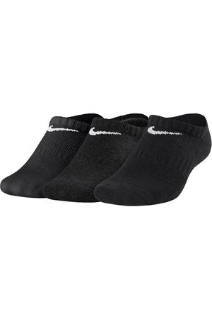 Nike Chaussettes de training Performance Cushioned No-Show pour Enfant (3 paires)