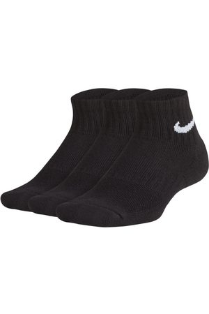 Nike Chaussettes de training Performance Cushioned Quarter pour Enfant (3 paires)