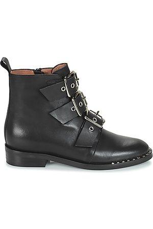 Bottes femme soldes boots noires Jonak - comparez et achetez 9f2c12f6e69c