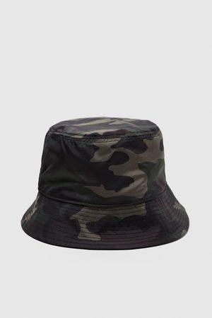 Zara Chapeaux - CAMOUFLAGE RAIN HAT