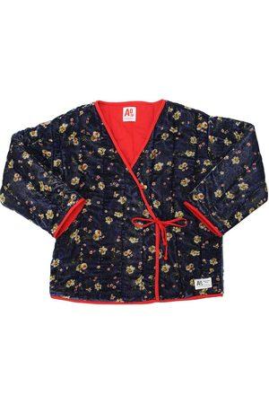 American Outfitters VESTE STYLE KIMONO EN VELOURS REMBOURRÉ