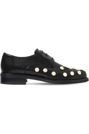"""COLIAC Femme Chaussures à lacets - CHAUSSURES EN CUIR EMBELLI """"JOH"""" 20MM"""
