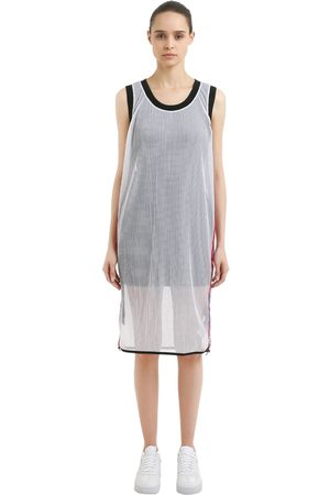 Nike Femme Robes - LAB X RT MESH DRESS W/ DRAWSTRINGS