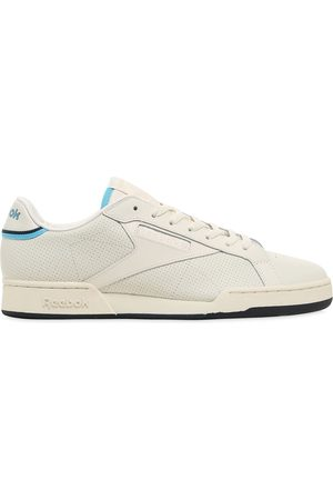 "Homme Baskets - Reebok BASKETS EN CUIR ""NPC UK II THOF"""