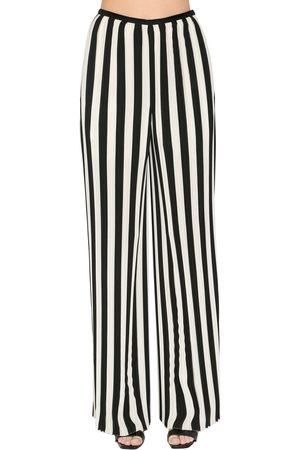 KRIZIA Femme Pantalons - Pantalon Chiffon À Rayures