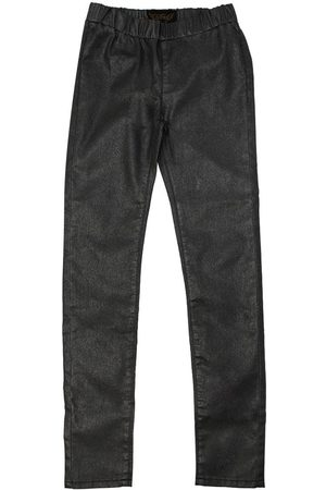 Finger in the Nose Pantalon Coupe Skinny En Denim Stretch