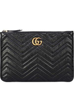 Gucci Pochette GG Marmont en cuir matelassé