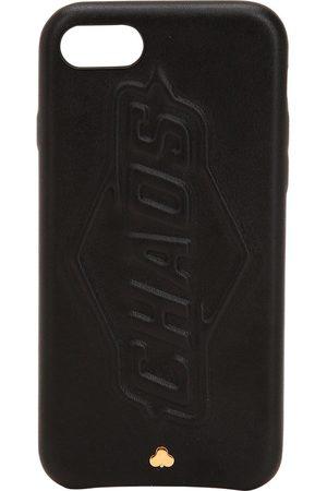 Chaos Femme Téléphones - Blackout Leather Iphone 7/8 Cover