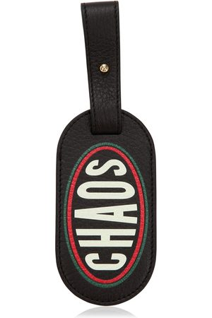 Chaos Étiquette De Bagage En Simili Cuir Avec Logo