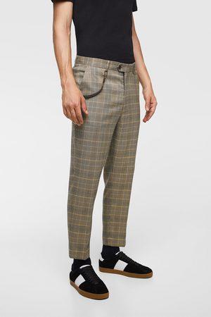 Pantalon Costume À À Carreaux Pantalon De Carreaux De Costume 0Ow8nPkX