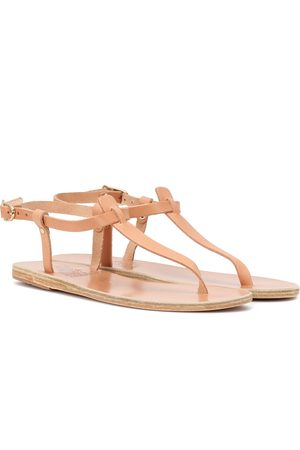 Ancient Greek Sandals Sandales en cuir Lito