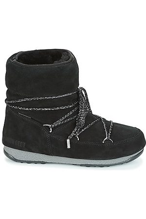 Moon Boot Bottes neige LOW SUEDE WP