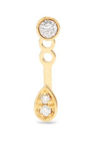 ANISSA KERMICHE Boucle d'oreille en et diamants