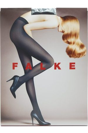 Falke Collants - Collants 50 deniers côtelés