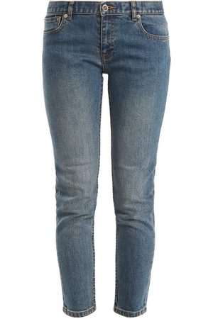 A.P.C Jean skinny taille basse Etroit Court