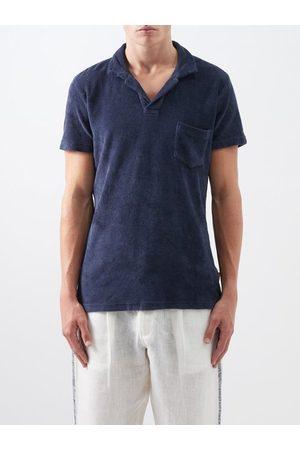 Homme Polos - Orlebar Brown - Polo en coton éponge