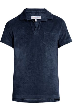 Orlebar Brown - Polo en coton éponge