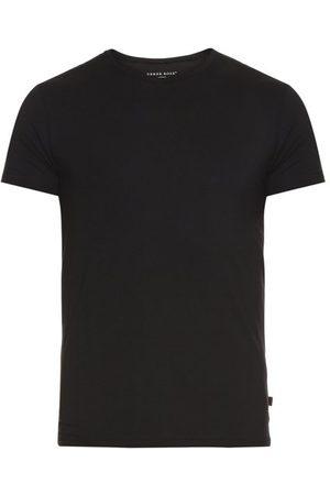 Derek - T-shirt ras du cou en coton pima