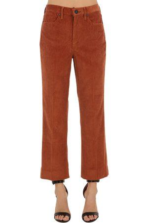RAG&BONE Femme Pantalons - Dylan Cotton Corduroy Pants