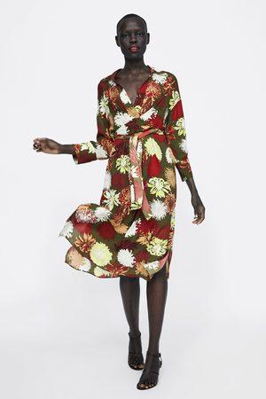 Acheter Robes Femme Zara En Ligne Fashiola Fr Comparer Acheter