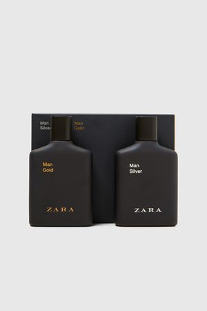 Zara Homme Parfums - Gold + man silver 100 ml