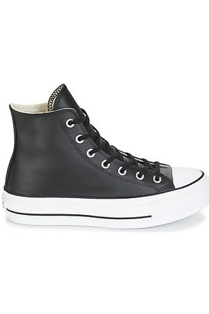 Converse Baskets montantes CHUCK TAYLOR ALL STAR LIFT CLEAN LEATHER HI