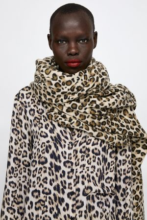 closer at reputable site the best Foulard à imprimé animalier
