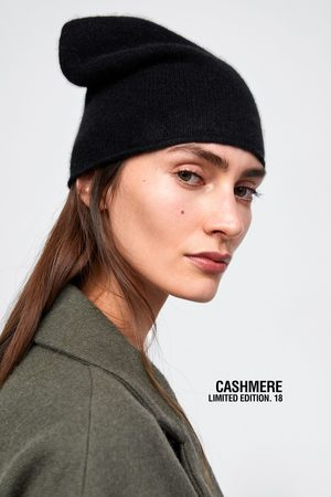 Zara LIMITED EDITION CASHMERE BEANIE