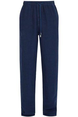 Vilebrequin Pantalon en lin