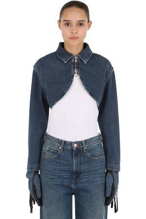 dbbf42a8c1cf SHAYNE OLIVER X DIESEL Femme Vestes en jean - Veste