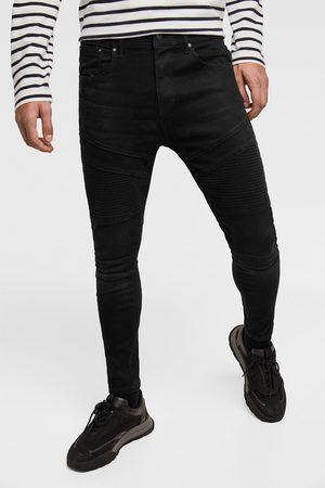 Zara Jeans - JEAN SKINNY STYLE MOTARD