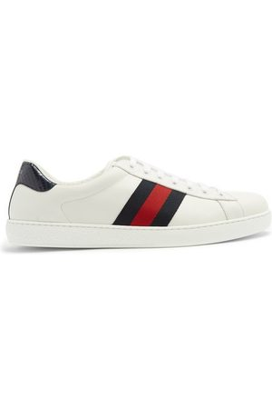 Gucci Baskets basses en cuir Ace