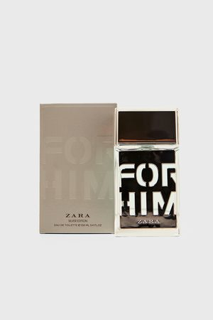 Zara Homme Parfums - For him silver 100 ml