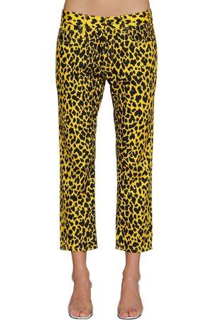 Jeans R13 Femme Leopard Pantalonsamp; Et Comparez Achetez Tc3JlFuK15